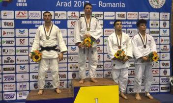 O nouă medalie de aur pentru Cornel Andrieș