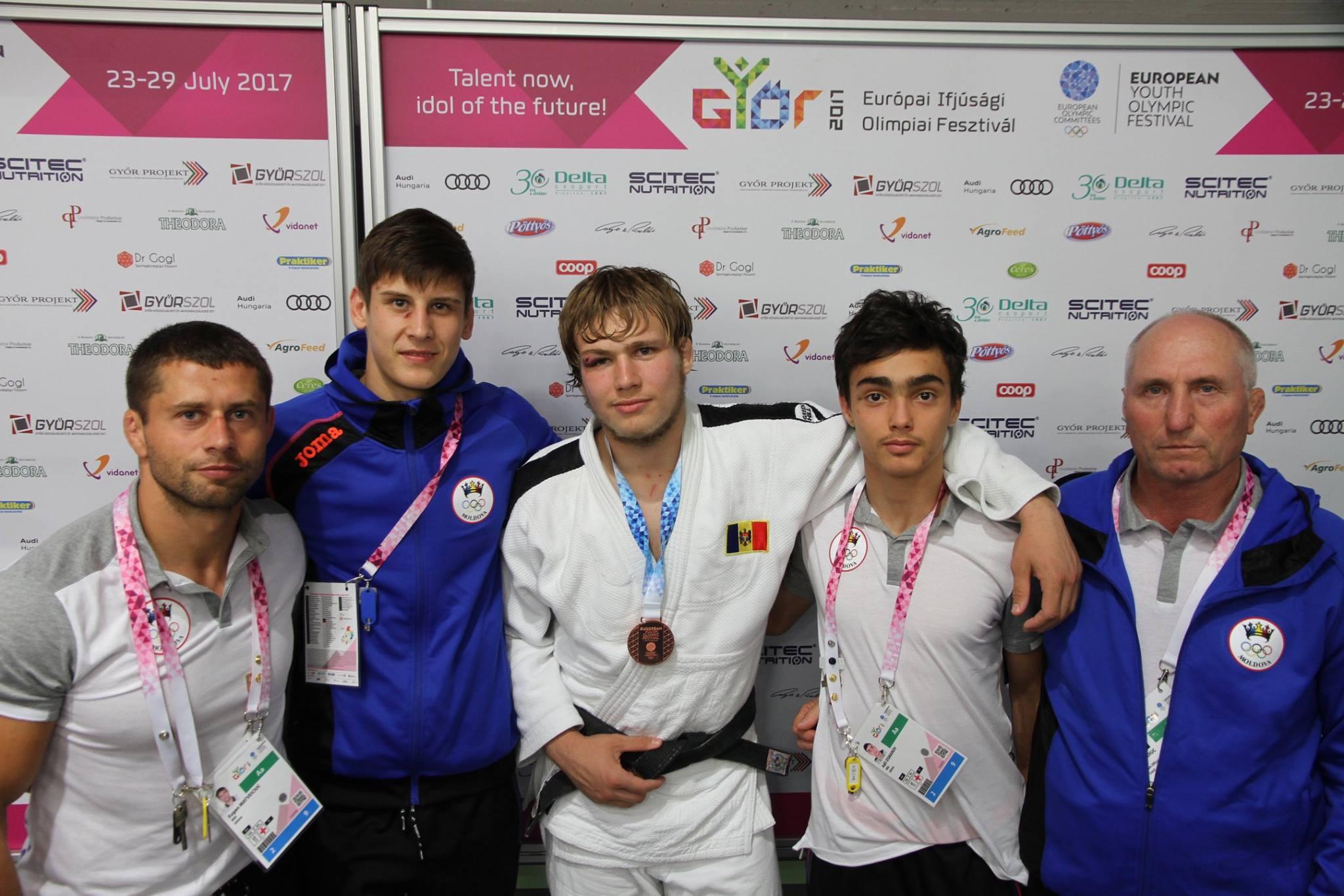 Judocanii moldoveni participă la Campionatul Mondial printre cadeți