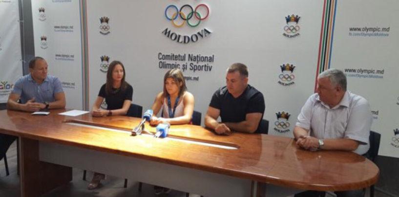 Tânăra speranță a luptelor moldovenești a fost premiată