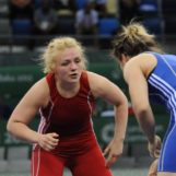 Svetlana Saenko a disputat o singură luptă la Mondiale