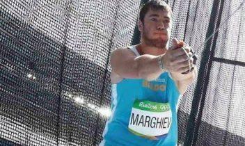 Serghei Marghiev s-a clasat pe locul 8 la Mondialele din Londra