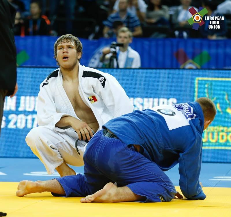 Judocanul Eugen Matveiciuc a devenit campion mondial printre cadeți