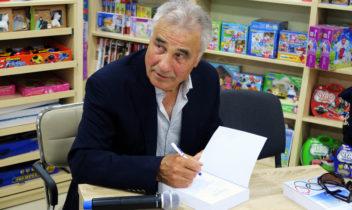 """Efim Josanu a lansat """"Cartea Jocurilor Olimpice"""""""