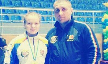 Mariana Draguțan s-a clasat pe locul 5 la Mondialul de cadeți