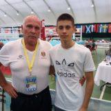 Boxerul Vitalie Prisăcaru va urca pe podium la Europene