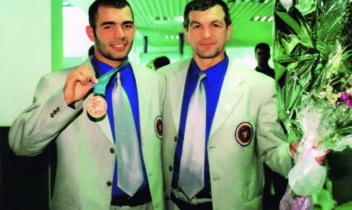 Medaliatul cu bronz la Sydney 2000, Vitalie Grușac împlinește 40 de ani