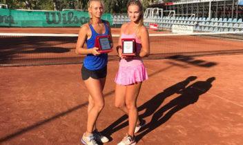 Duetul Sosnovschi – Stamat a câștigat turneul ITF din Antalya