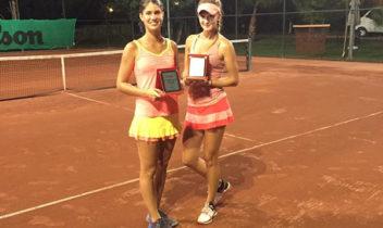 Tenismena Andriana Sosnovschi a câștigat turneul ITF din Antalya