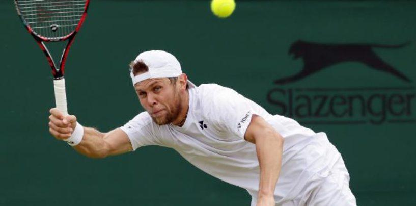 "Radu Albot a ratat calificarea pe tabloul principal la ""Shanghai Masters"""