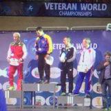 Boris Sava a devenit campion mondial printre veterani