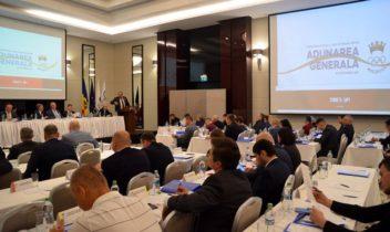 Adunarea Generală ordinară a CNOS – 19 octombrie 2017