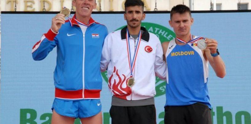 Maxim Răileanu a ocupat locul 5 la Maratonul Internațional de la Zagreb