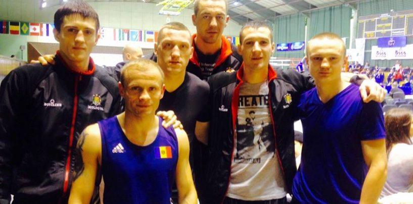 Se cunosc primii finaliști ai campionatului național de box