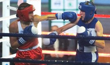 La Sala Polivalentă are loc campionatul național de box