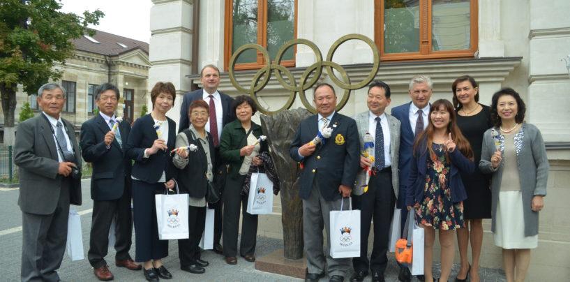 Jocurile Olimpice de la Tokyo în atenția CNOS
