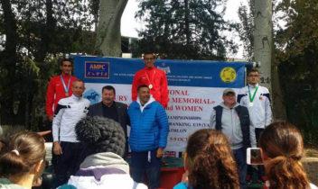 Alex Vasilianov, la un pas de Jocurile Olimpice de tineret