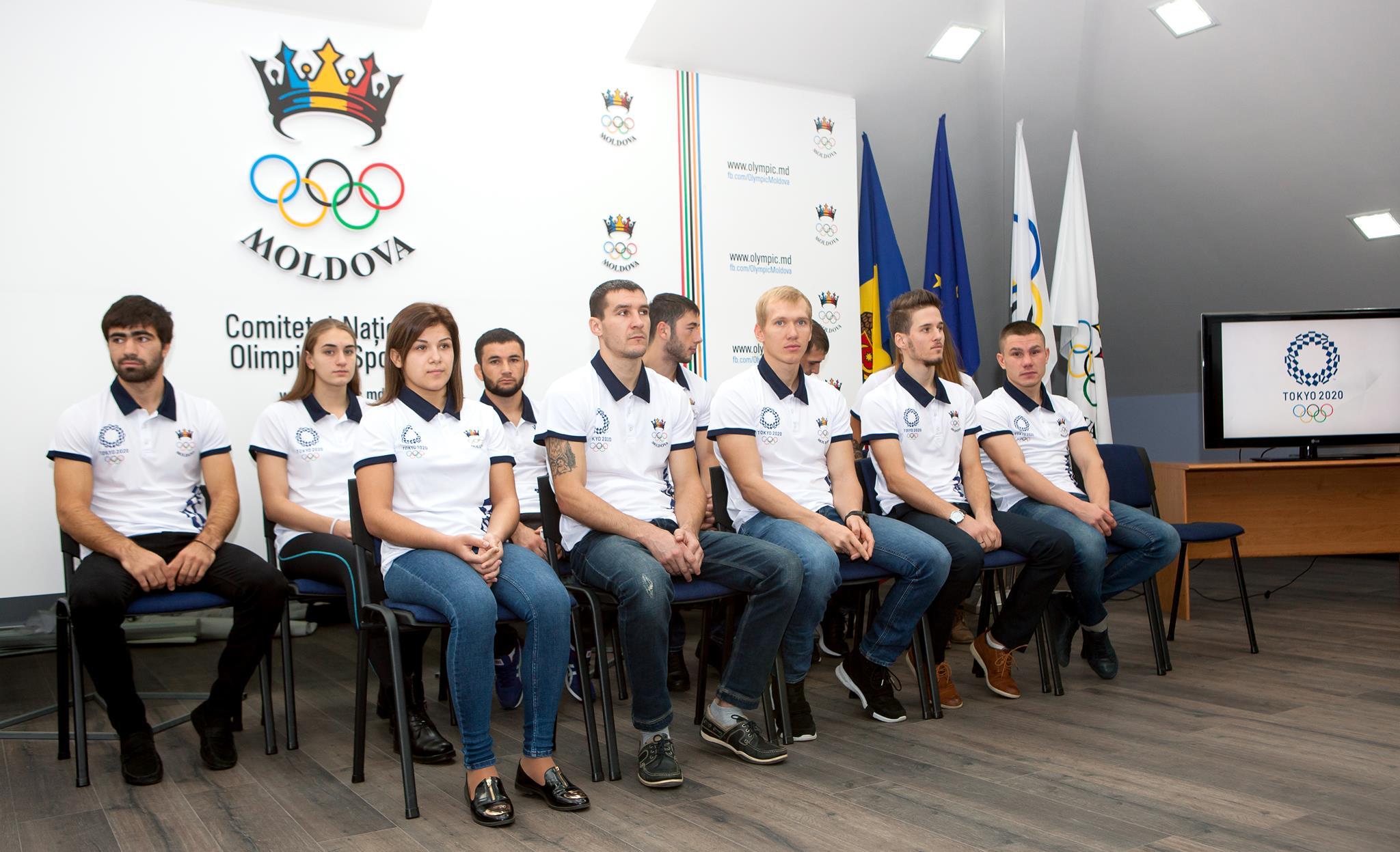 Au fost înmânate burse olimpice pentru 15 sportivi moldoveni