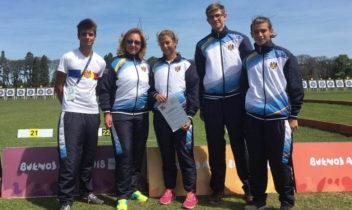 Milena Gațco s-a calificat la Jocurile Olimpice de tineret