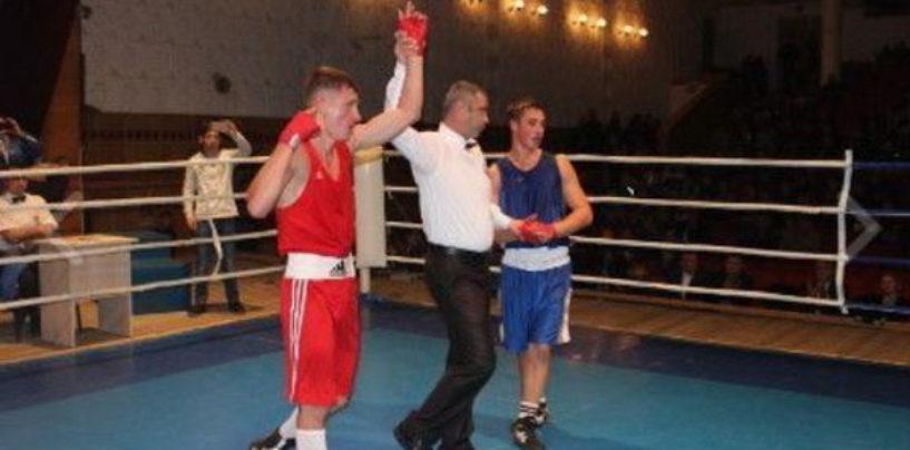 La Ciadîr Lunga a avut loc un turneu internațional la box