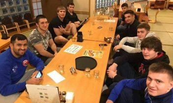 Lotul național de judo efectuează un cantonament în Japonia