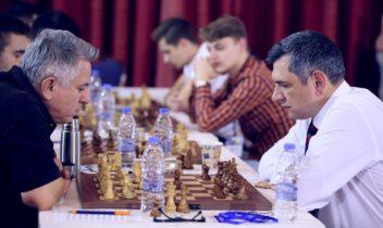 Moldova s-a clasat pe locul 29 la Europenele de șah