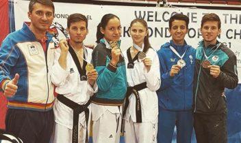Dimitrov, Ciuchitu și Uscov au câștigat Israel Open G1