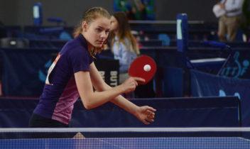 Natalina Brînza a obținut bronzul la Cupa Mondială la tenis de masă