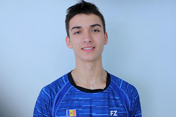 Cristian Savin, ca și calificat la Olimpiada de tineret