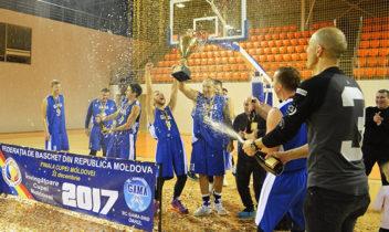Gamma Cahul a câștigat dramatic Cupa Moldovei la baschet