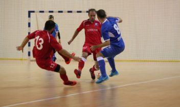 Dinamo merge ceas în campionatul național de futsal