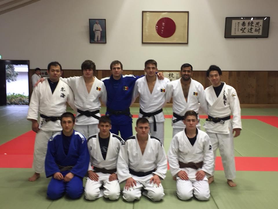 Ion Nacu a repurtat două victorii la Grand Slam-ul de la Tokyo
