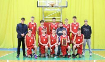 Naționala de baschet U-18 a urcat pe podium la turneul din Minsk