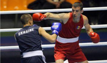 Vasile Belous a fost desemnat cel mai bun boxer moldovean în 2017