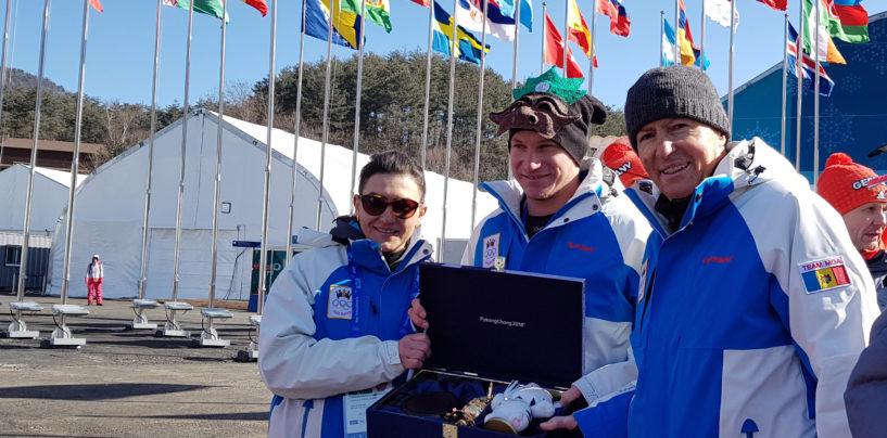 Bun venit în PyeongChang! Moldova la braț cu Germania
