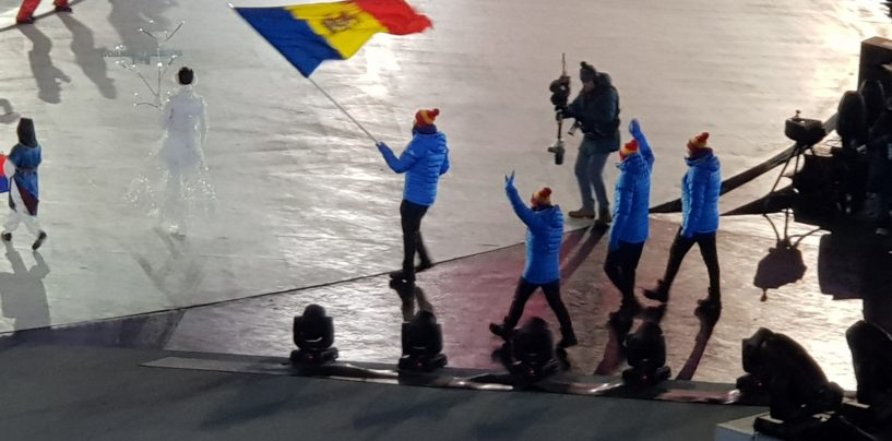 Jocurile din PyeongChang au început!