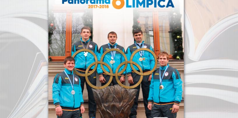 Panorama Olimpică 2017-2018
