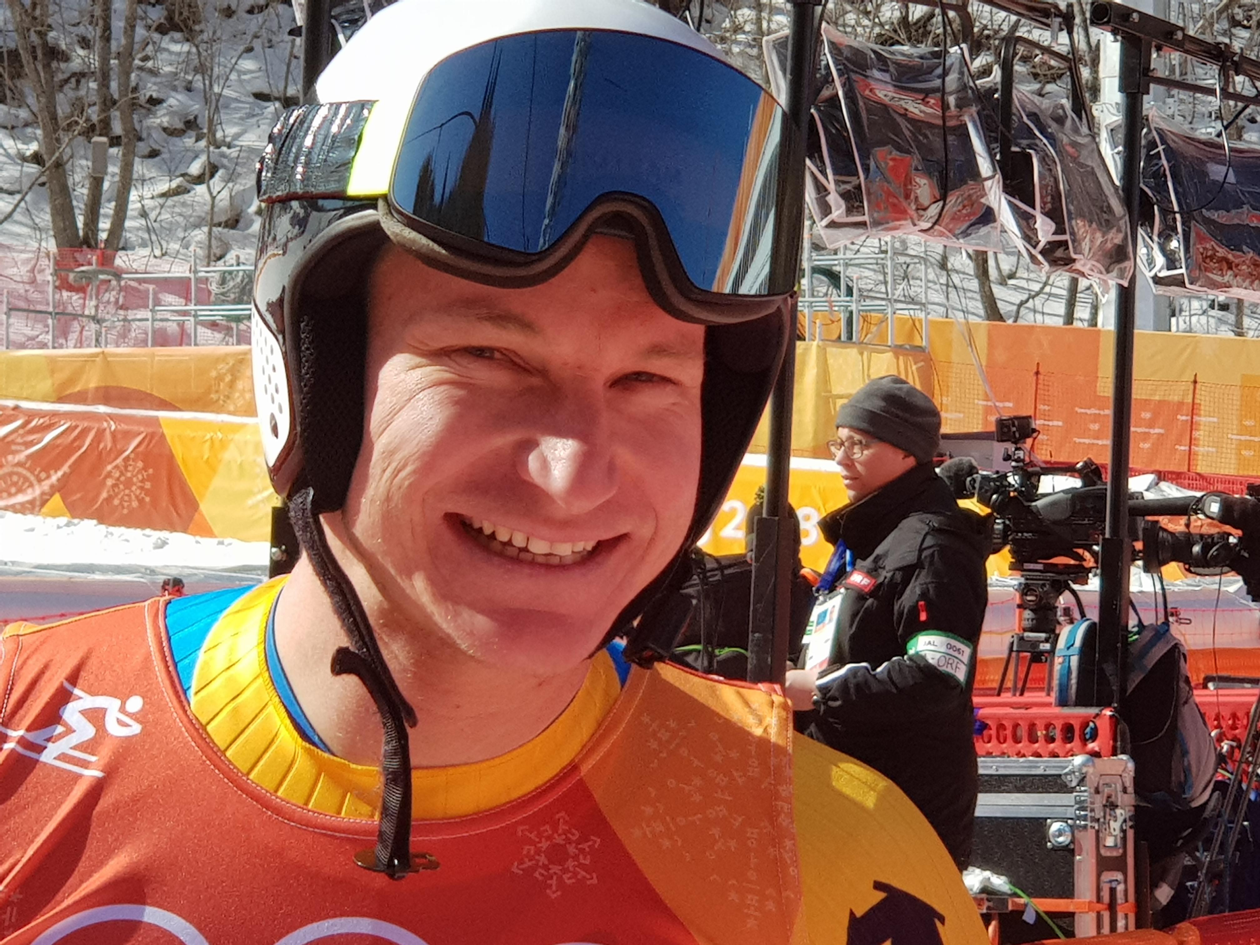 Heorl s-a remarcat la coborîre, dar la slalom nu a luat startul