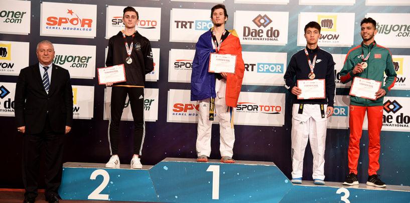 "Stepan Dimitrov a câștigat ""Turkish Open"""