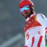 Hirscher a ratat şansa celui de-al treilea titlu olimpic la PyeongChang