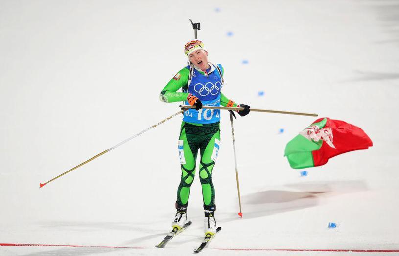 Belarus produce surpriza la ştafeta feminină de biatlon