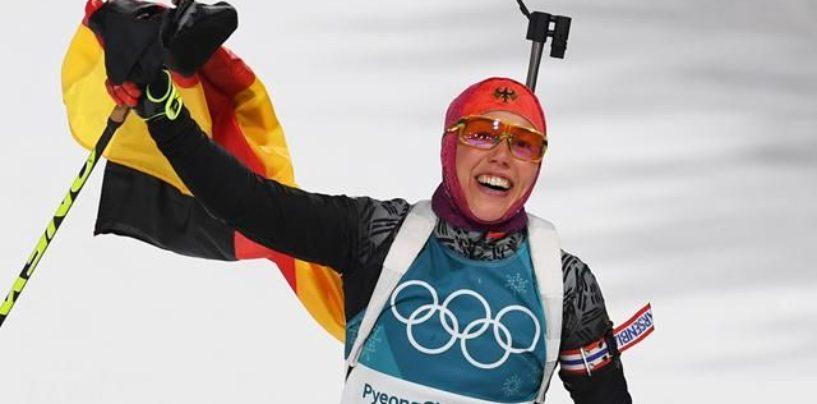 Germania e lider în clasamentul pe medalii la Olimpiada din PyeongChang