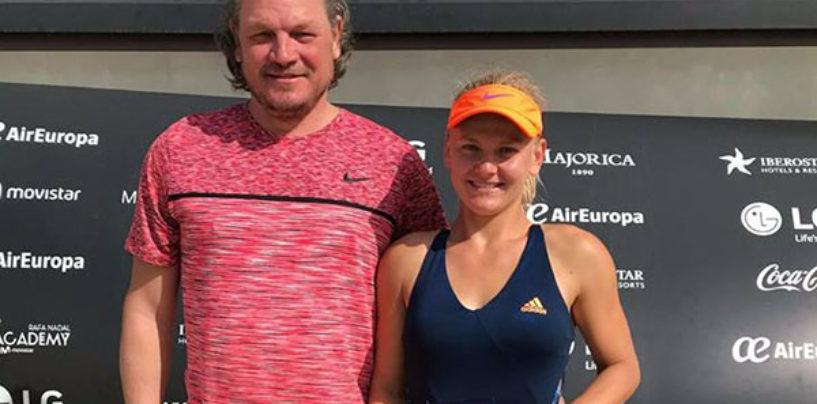 Alexandra Perper a triumfat la Manacor