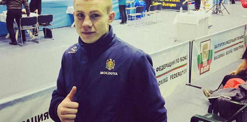 Dorin Bucșa a urcat pe podium la turneul din Sofia