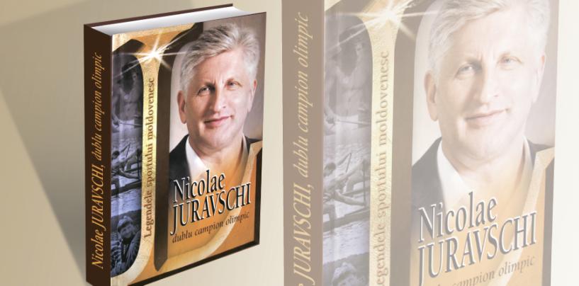 Comunicat de presă | Lansarea cărții Nicolae Juravschi, dublu campion olimpic sau campionul invincibil