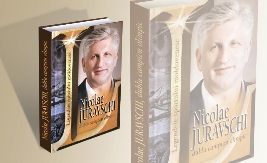 Vă invităm să participați la lansarea cărții – Nicolae Juravschi, dublu campion olimpic sau campionul invincibil