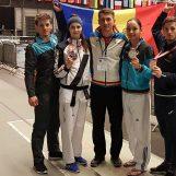 Medalii pentru trei luptători moldoveni la Openul Belgiei